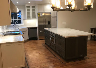 Open Layout Kitchen with Lots of Light