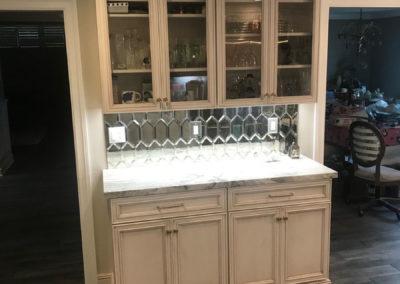 Kitchen with Unique Details